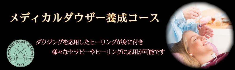 メディカルダウザー養成コースTOP